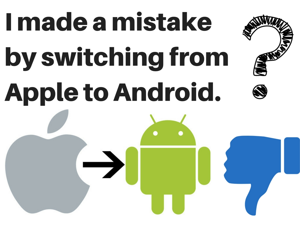 apple to android